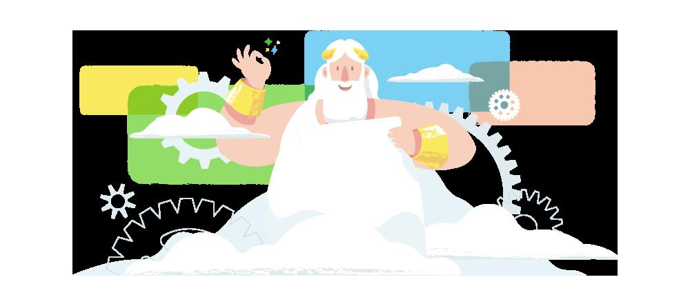 Большое обновление Зевса — бесплатный тариф!